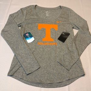 Nike Tops - NWT Nike Tennessee Vols Long Sleeve Tee